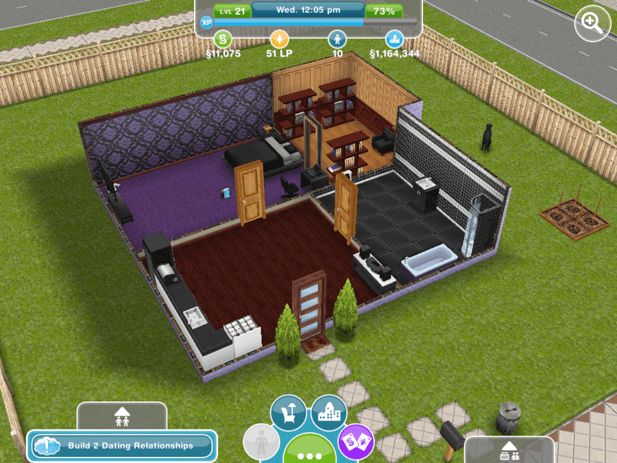 sims freeplay petit ami potentiel