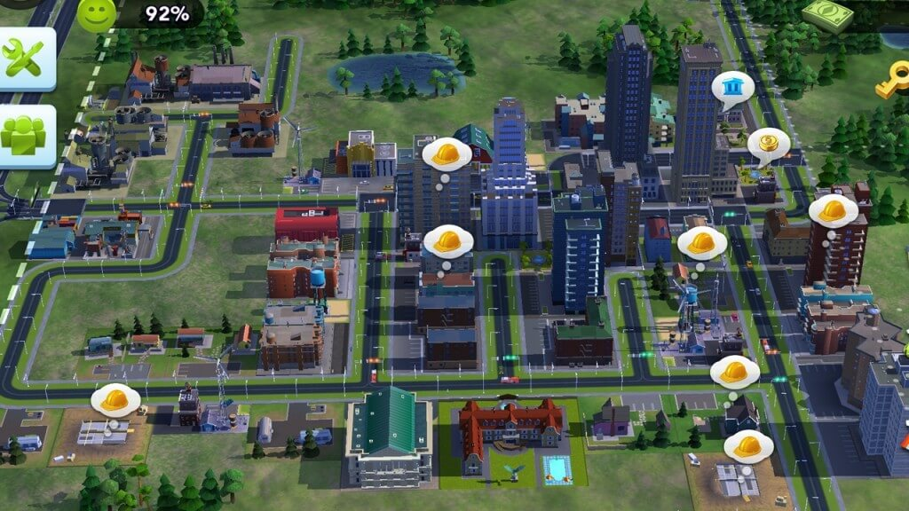 triche simcity buildit