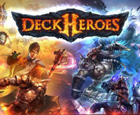Tricher sur Deck Heroes – Cheat et Astuce Gemmes & Pièces illimités