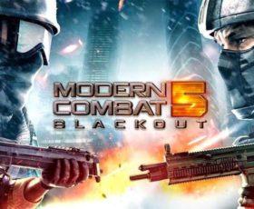 Triche Modern Combat 5 : Blackout, crédits et poussière de diamants gratuits et illimités