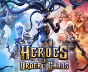 Astuce triche sur Heroes of Order and Chaos, pour des emblèmes, essences et runes gratuites et illimités