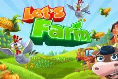 Triche Let's farm | Diamants et pièces illimités et gratuits