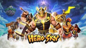 Hero Sky gemmes illimité gratuit