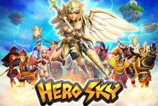 Triche Hero Sky : Guerres de clans | Gemmes illimités et gratuits