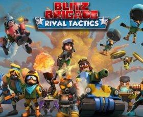 Code Triche Blitz Brigade : Rival Tactics | Diamants gratuits et illimités | astuce