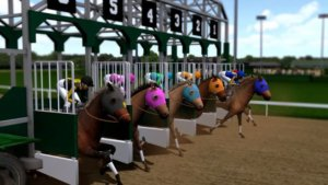 Horse Racing Photo Finish cheat code