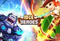 Code Triche Idle Heroes | Gemmes gratuites et illimitées (astuce)