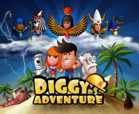 Code Triche Diggy's Adventure   Gemmes gratuites et illimitées   astuce  