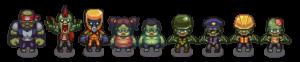 Dead Ahead Warfare Zombies cheat code