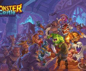 Code triche Monster Castle | Cristaux magiques gratuits et illimités (astuce)