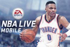 Code triche NBA Live Mobile Basket – Argent NBA gratuit et illimité (astuce)