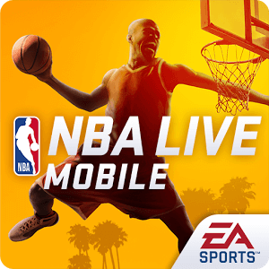 NBA Live Mobile Basket cheat