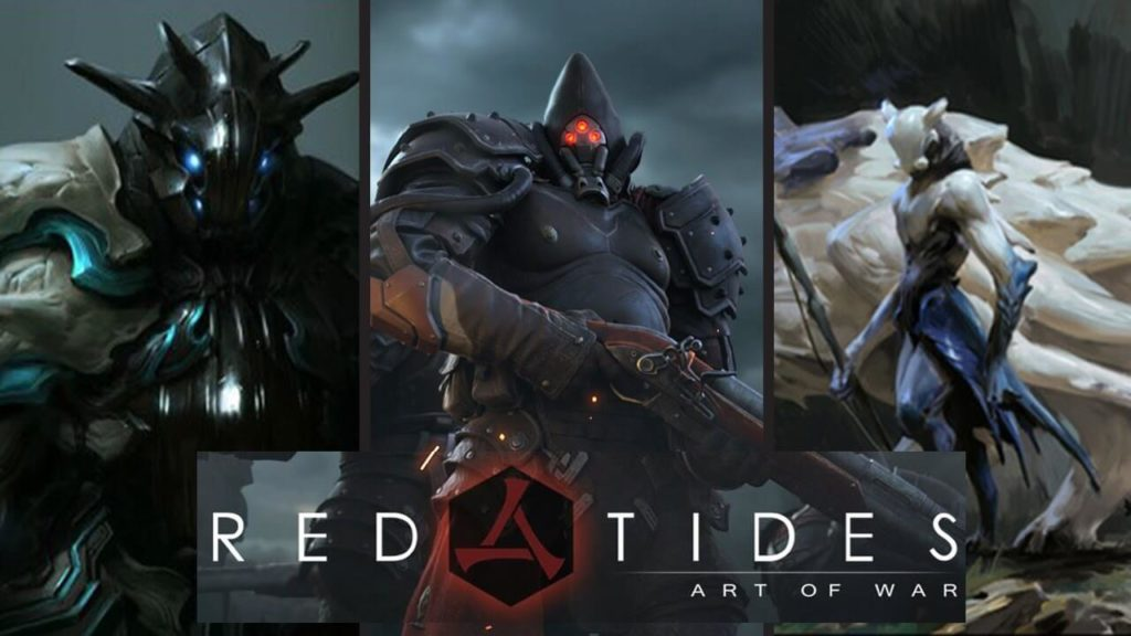 Code Triche The Art of War Red Tides - Lingots d'éternium ...