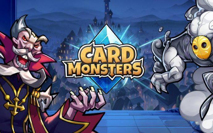 Code Triche Card Monsters > Gemmes gratuites et illimitées (astuce)