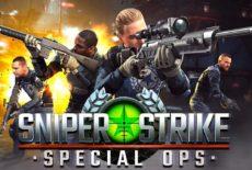 Code Triche Sniper Strike> Or gratuit et illimité (astuce)