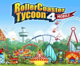 Code Triche RollerCoaster Tycoon® 4 Mobile > Pièces et tickets gratuits et illimités (astuce)