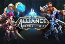 Code Triche Alliance : Heroes of The Spire : Gemmes gratuites et illimitées (astuce)
