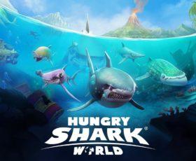Code Triche Hungry Shark World : Or et rubis gratuits et illimités (astuce)