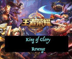 Code Triche King of Glory Revenge – Rubis gratuits et illimités (astuce)