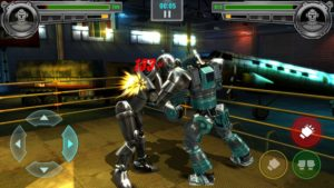 Real Steel Boxing Champions cheat