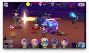 Disney Heroes Battle Mode astuce