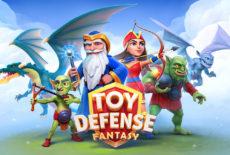 Code Triche Toy Defense Fantasy : Cristaux gratuits et illimités (astuce)