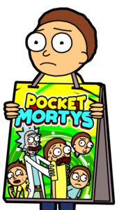 Pocket Mortys tickets