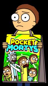 Pocket Mortys tickets